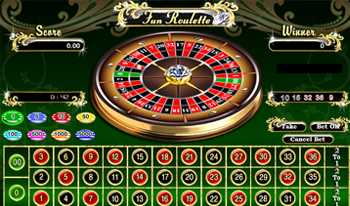 play fun roulette game